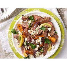 Lamb and kumara salad recipe - By Good Food