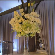 Florals by Hunt Littlefield for the St Regis Wedding Event