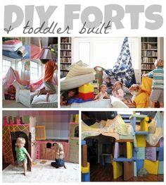 Fun and easy indoor toddler activities!