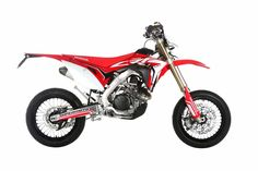 Street-Legal 2017 Honda CRF450R SuperMoto Bike that YOU can BUY!