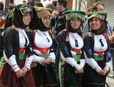 costumi tradizionali della sardegna
