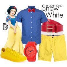 Disney Bound - Snow White
