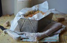 Cake magique salé aux poireaux et aux crevettes