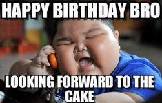 Top Funny Happy Birthday Meme for a Funny Happy Birthday, Funny Happy Birthday Wishes, Funny Happy Birthday Cards, Funny Happy Birthday Greetings, Funny Happy Birthday Sayings Birthday Memes For Him, Funny Happy Birthday Wishes, Happy Birthday Brother, Happy Birthday Images, 20 Birthday, Funny Birthday, Funny Wishes, Birthday Captions, Birthday Pictures