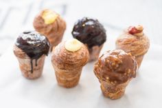 Cruffins at Mr. Holmes Bakehouse