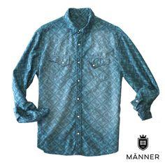 L A N Ç A M E N T O  Camisa - John John.  Aqui na Männer!  #lojamanner #manner #conceito #moda #modamasculina #casualstyle #campinas #cambui #taquaral #like4like #class #instashop #instamoda #johnjohn