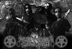 South African Black Metal Band DEMOGOROTH SATANUM Frontman Delves Into the Country's Scene & Breadth of Black Metal