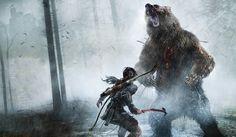 Video Game - Rise Of The Tomb Raider  - Lara Croft Wallpaper