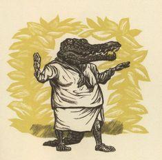 1944, from Incidentes Melodicos del Mundo Irracional | works by Leopoldo Mendez