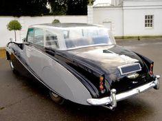 1956 Rolls-Royce Silver Wraith,built for Nubar Gulbenkian (rear)