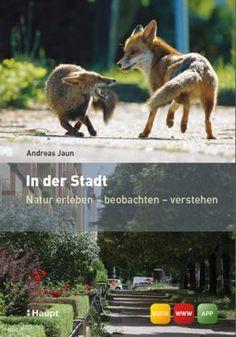 Jaun, Andreas «In der Stadt. Natur erleben - beobachten - verstehen» | 978-3-258-07718-5 | www.haupt.ch