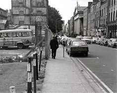 Dublin Street, Dublin City, Old Pictures, Old Photos, Photo Engraving, Dublin Ireland, Historical Photos, Irish, The Past