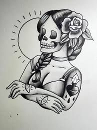 Afbeeldingsresultaat voor black and grey traditional tattoo flash Traditional Tattoo Black And Grey, Traditional Tattoo Old School, Traditional Tattoo Design, Black And Grey Tattoos, Traditional Tattoos, Traditional Tattoo Drawings, White Tattoos, 42 Tattoo, Berg Tattoo