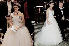 HM Queen Silvia