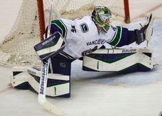 Jacob Markstrom, Vancouver Canucks