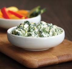Vitamix Recipe | Spinach Artichoke Dip