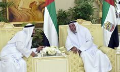 The President, Sheikh Khalifa, received Supreme Council members and rulers of the emirates at Al Bateen Palace in Abu Dhabi on Sunday. He greeted the rulers along with Sheikh Mohammed bin Rashid, Vice President and Ruler of Dubai, and Sheikh Mohammed bin Zayed, Crown Prince of Abu Dhabi and...