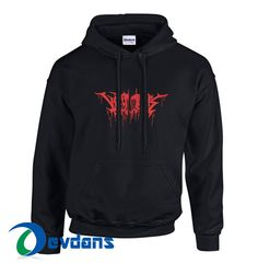 Vetements Metal Logo Hoodie Unisex Adult Size S,M,L,XL,2XL