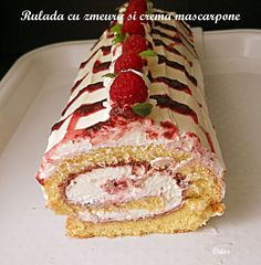 Cami, Deserts, Food And Drink, Ethnic Recipes, Kitchen, Sweet Desserts, Mascarpone, Cooking, Desserts