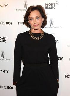 "Kristin Scott Thomas Photos - New York Premiere of The Weinstein Company's ""Nowhere Boy"" - Arrivals - Zimbio"