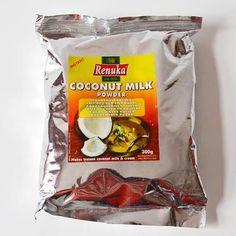 Instantní sušené kokosové mléko pro rychlou a snadnou přípravu kokosového mléka, smetany či krému. Ideální pro použití do směsí kari, omáček, rýže, sladkých dezertů, apod.