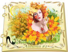 Design Wilds Cat: Vector Autumn Collection #1 - 25 Ai Осень