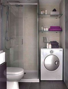Under stairs toilet? … | Architecture ~ Small Spaces | Pinte…