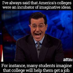 lol but on point via @attndotcom #studentdebt #recentgrads #jobsearch #unemployment #millenials #edchat #highered