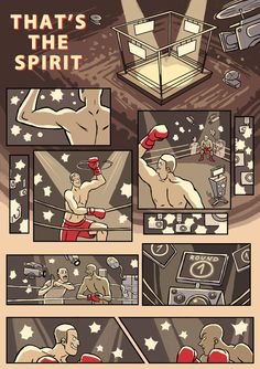 THAT'S THE SPIRIT [http://issuu.com/mnikodemski/docs/that_s_the_spirit] Script: Mateusz Nikodemski, Graphics: Pola Kowalewska