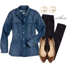 Keep it simple and classy Outfit