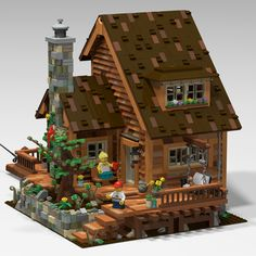 Welcome dear visitor, You seem to be looking for a nice place to spend a relaxing yet adventurous vacation with your Lego family; and guess what… You found it! This gorgeous lake house is situated on the south side of Lake Brick, one of the most.