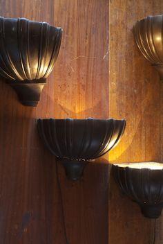 shell uplighters