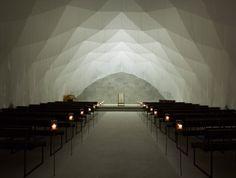 Now that's a wedding hall   Bleu Blanc designed by Makoto Tanijiri  Okazaki in Aichi prefecture, Japan