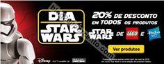 20% de desconto TOYSRUS Dia Star Wars apenas hoje dia 4 maio - http://parapoupar.com/20-de-desconto-toysrus-dia-star-wars-apenas-hoje-dia-4-maio/