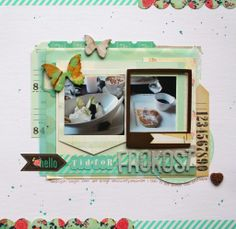 """Tid for frokost""  layout created by Dt Stine - anma.no"