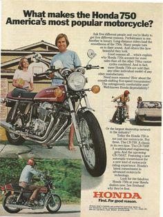 Vintage HONDA /'VF Range/' ADVERT 1984 Motor Cycle Ad