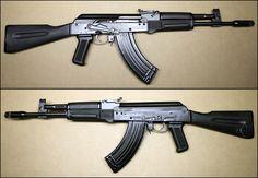 AK47 7.62x39mm, w/synthetic furniture