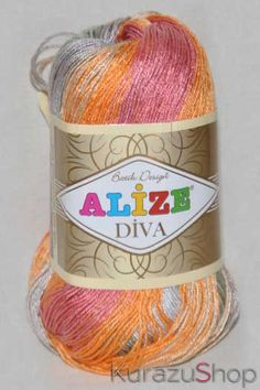 WEIGHT: 100 grams METERAGE: 330 meters HOOK SIZE RECOMMENDED: 1mm to 3mm KNITTING NEEDLE: 2.5 to 3.5 YARN CATEGORY: DK 50% Cotton 50% Acrylic Silk NO. OF COLORS: 5 Color No. :3679 Lot No. : 822620 Made In Turkey