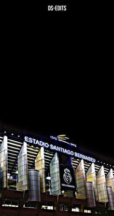 Football Art, Football Stadiums, Real Madrid Cr7, Real Madrid Wallpapers, Cristano Ronaldo, Soccer Stadium, Places To Visit, Passion, Adidas