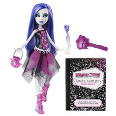 Monster High Doll - Spectra Vondergeist - Mattel - Toys R Us