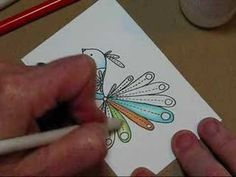 Using Prismacolors Colored Pencils with Mineral Spirits Watercolor paper or A good quality smooth cardstock will work great. Colored Pencil Tutorial, Colored Pencil Techniques, Zentangle, Copics, Prismacolor, High School Art Projects, Coloring Tips, Coloring Tutorial, Colouring Techniques