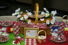 Go to the ant consider it's ways Proverbs Picnic Tablescape | Flickr - Photo Sharing!