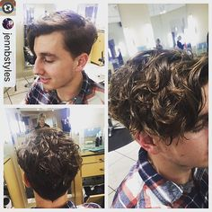 #Reposting @jennbstyles with @instagrab_pic -- Man perms are awesome. #jennbstyles #texture #aveda #manperm