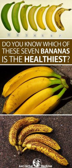 Researchers have discovered that a fully ripe banana contains TNF, or tumor necrosis aspect, a substance that has the ability to remove abnormal cells in the body.