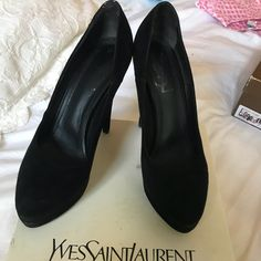 70cbe3b946e2 34 Great YSL Heels images in 2019