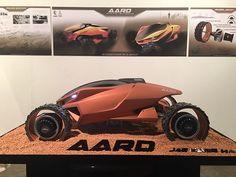 AARD (DAKAR RALLY 2025) / by JAE KANG HA on Behance
