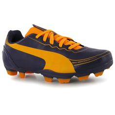 Puma evoSpeed 5.2 FG Football Trainers