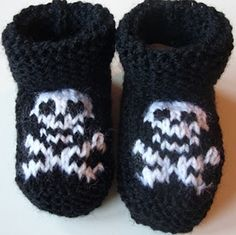 Skull & Cross Bones Bootees. Received these for Christmas! So adorable!!!!!! Love them!