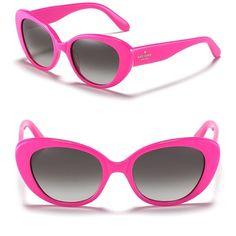 Kate Spade Sunglasses...bloomingdales