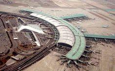 Incheon International Airport, Seul